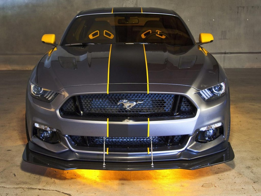 ford mustang front view. amazing ford mustang gt f-35 front view | by wawanho i