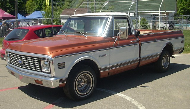 1967 chevy pickup