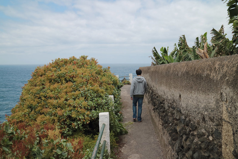 Tenerife - Playa del Bollullo