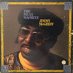 JIMMY McGRIFF:THE MEAN MACHINE(JACKET A)