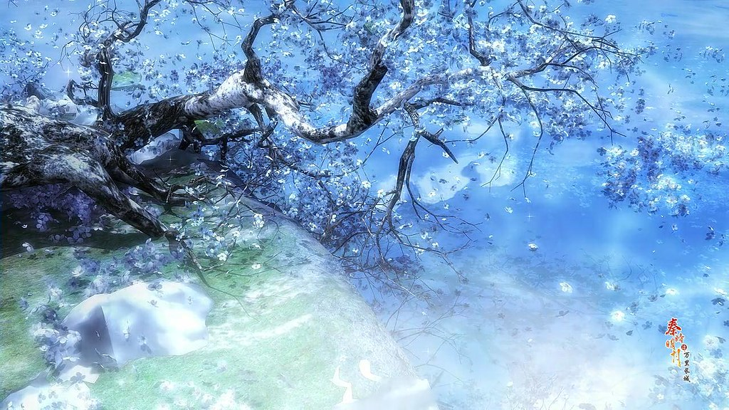 Anime Winter Scenery Wallpaper Download Free
