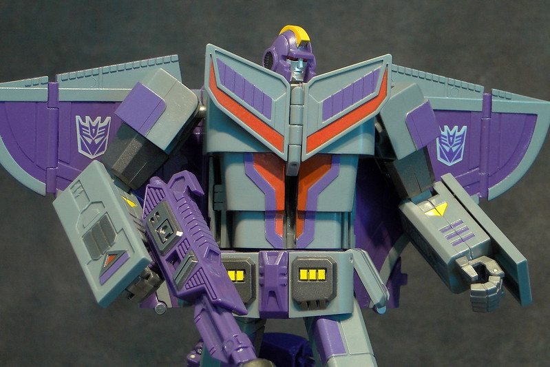 [Machine Boy/Fancy Cell Toys] Produit Tiers - FC-X01 Transportation Captain - aka Astrotrain 28092656816_44c9140b8f_c