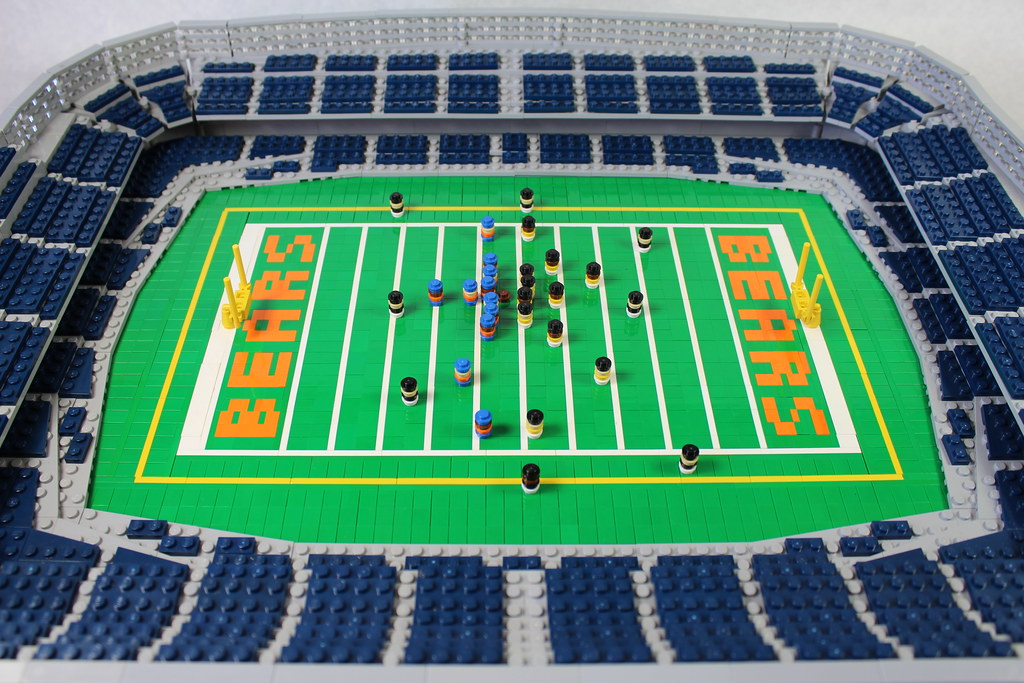 Soldier Field - Overview | A collaborative build between 1st… | Flickr