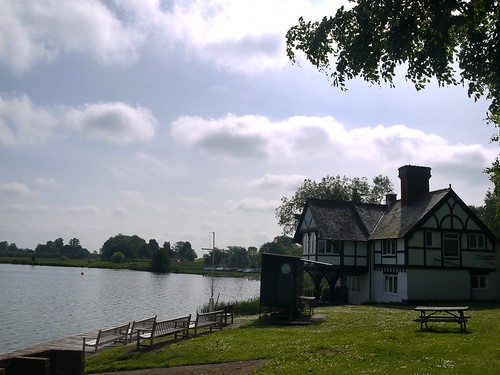 Cole Mere Boat House