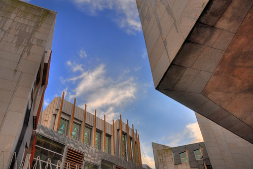 Scottish Parliament Building | by -M a r t i n-
