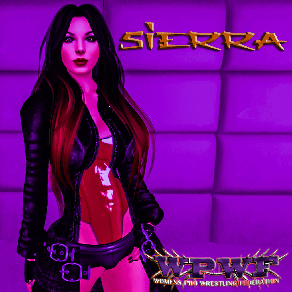 Sierra | WPWF - Womens Pro Wrestling Federation | Sierra Kari-Suma