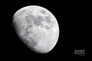 Moon | by Daniel Stoychev Photography