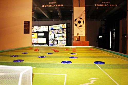 Museu do Futebol Na Área em Ribeirão Preto, SP