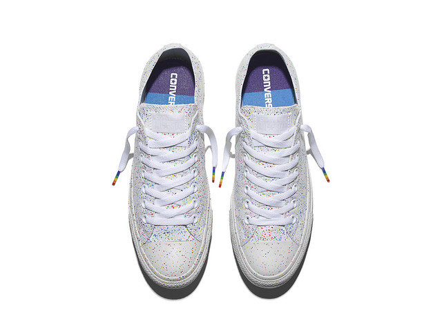 9f2520e3b657 FASHION) Converse Unveils 2016 Converse Pride Collection ...