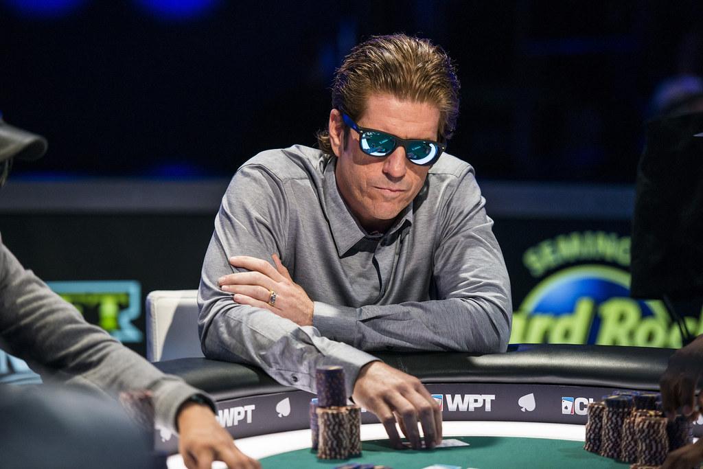 Brian green poker player bull riding poker game