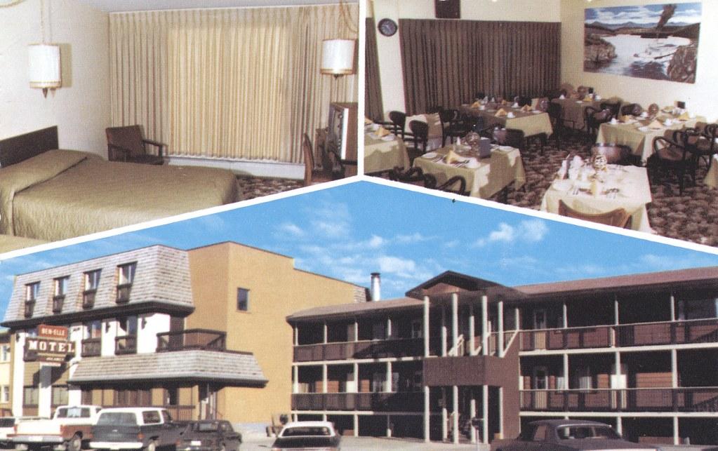 Ben-Elle Motel - Whitehorse, Yukon Territory