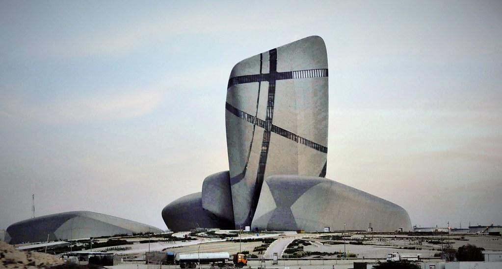King Abdulaziz Center for World Culture ✌ #rockformation #photography