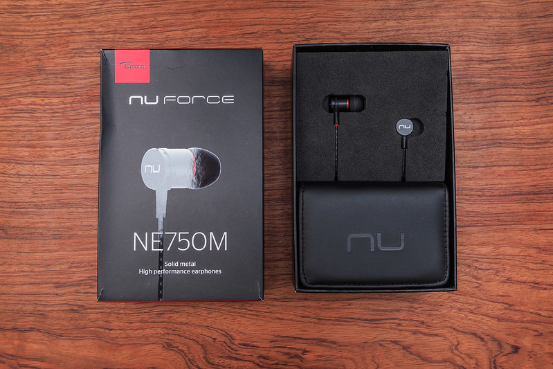 NUFORCE|NE750M