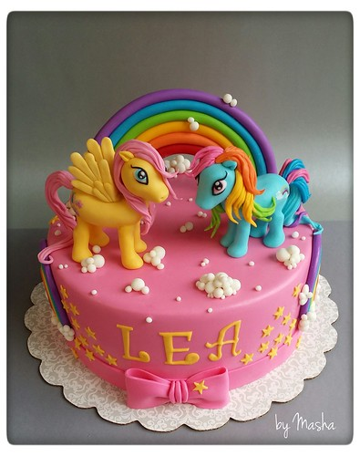 little pony cake my pony cake sweet cakes by masha flickr 5565
