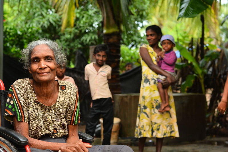 A new committee member - Sri Lanka - Handicap International