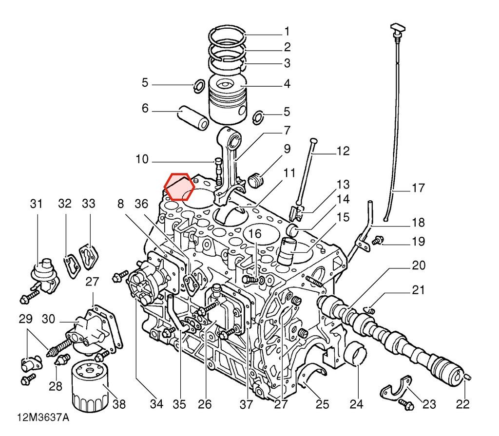 Freelander Engine Diagram