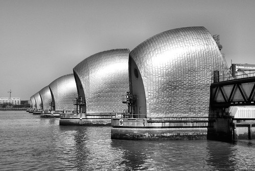 Thames Barrier | by R~P~M