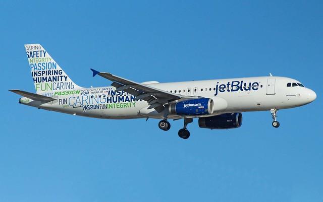 jetBlue Airbus A320-232 N598JB