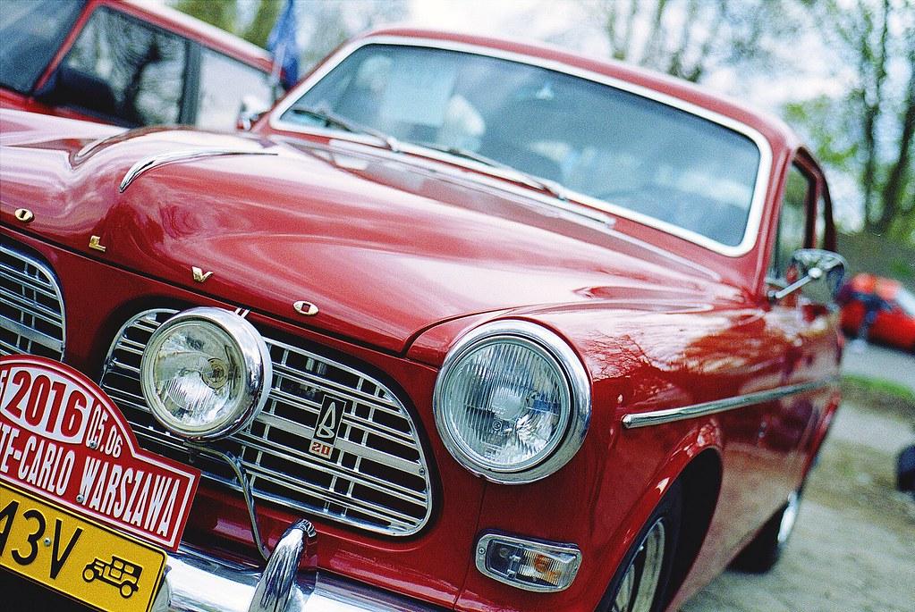 Classic Volvo Cars - Open season 2016