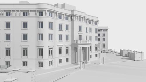 2016-07-21 Proyecto de la futura sede del Ministerio