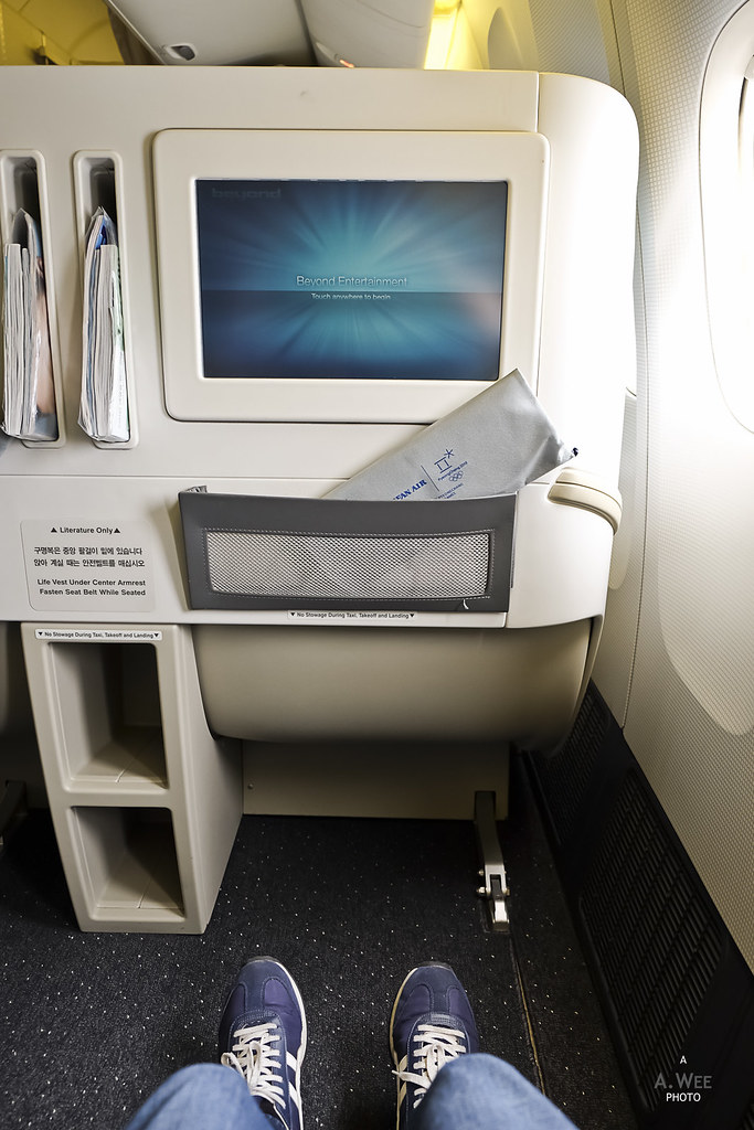 Great spacious legroom