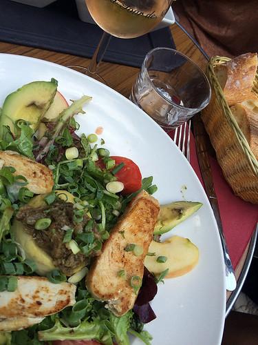 Montparnasse lunch