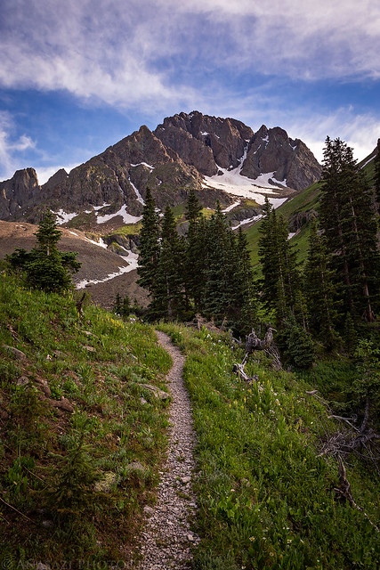 Upper Basin Trail