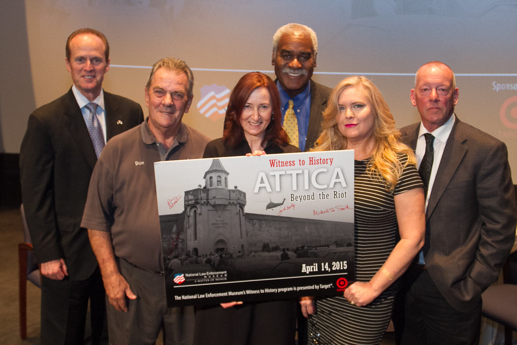 Witness to History: Attica — Beyond the Riot