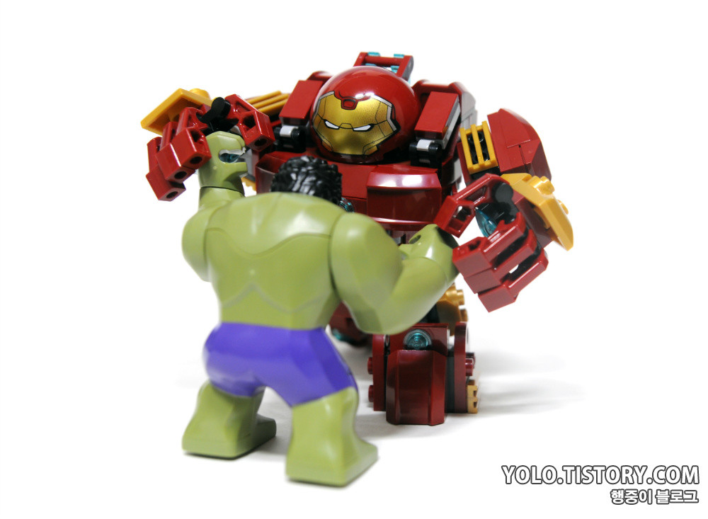 Moc Hulk Buster Mid Mk2 Instruction Yolotistory21 Flickr