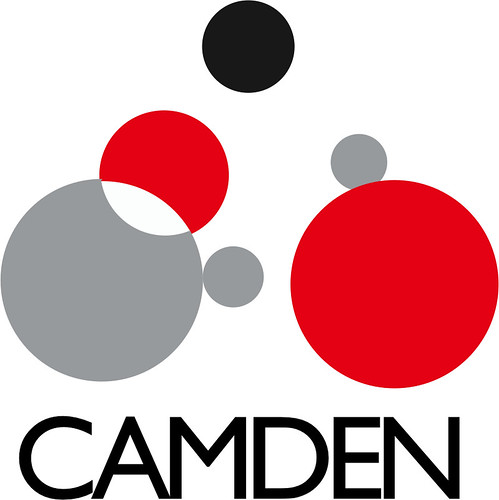 LCC Logo (from vector with CAMDEN) | by Camden Cyclists