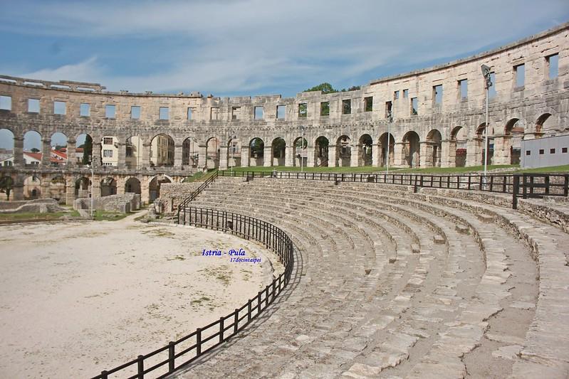 Istria-Pula-Arena-Croatia-普拉競技場-17度C隨拍- (19)