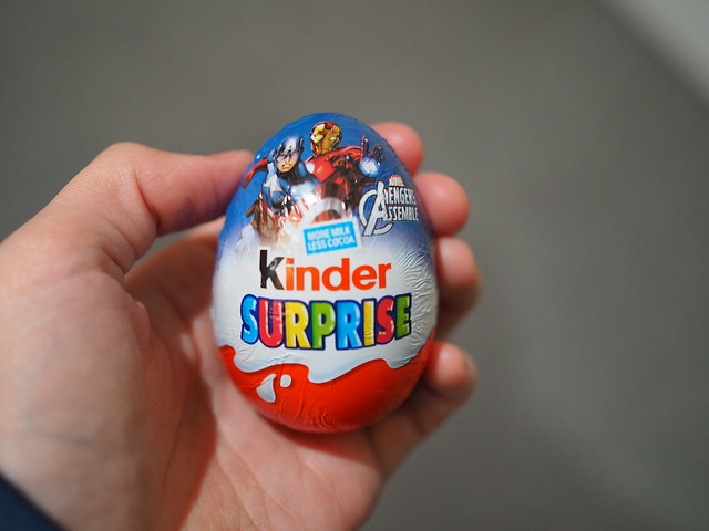 Kinder Surprise [1]
