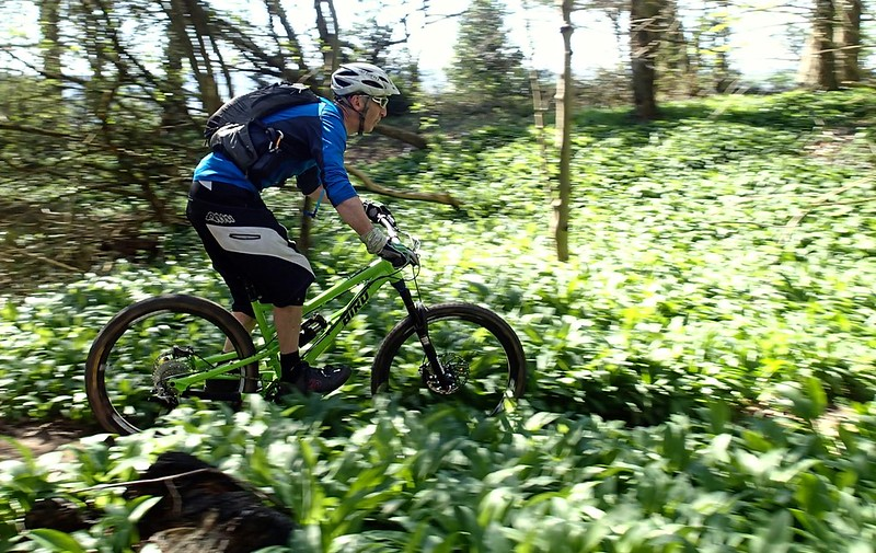 Penyard MTB - First proper Bird Aeris rid
