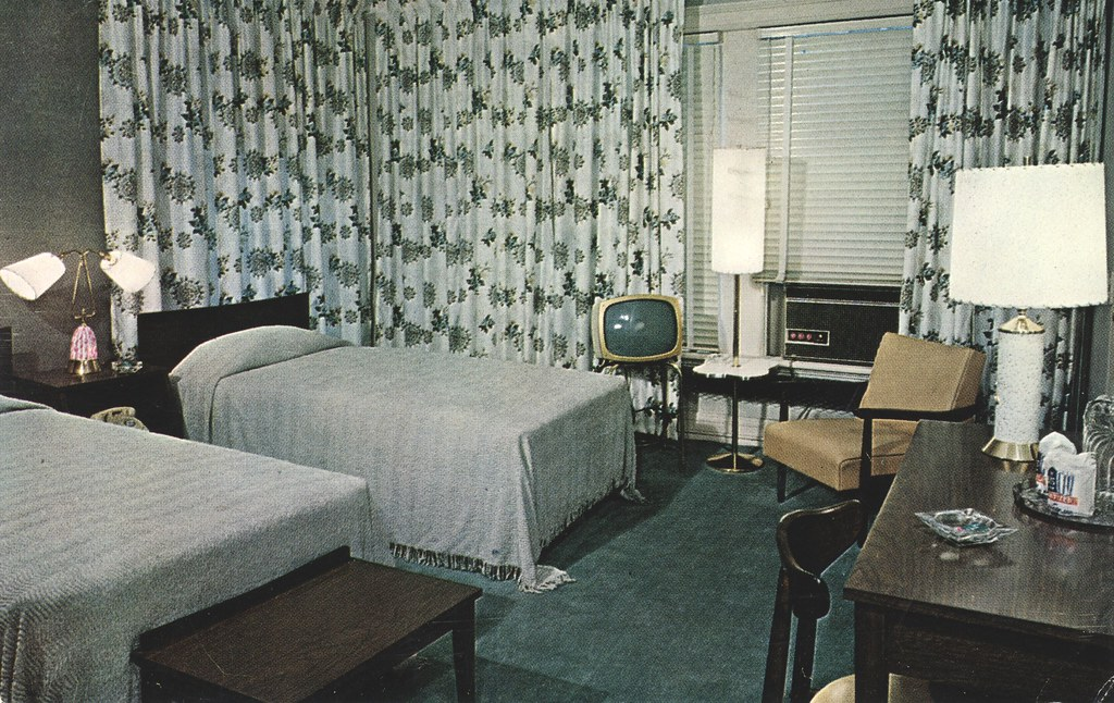 The Hampton Motor Hotel - Albany, New York