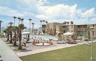 Sandy Shores Motor Hotel Corpus Christi Texas Olympic