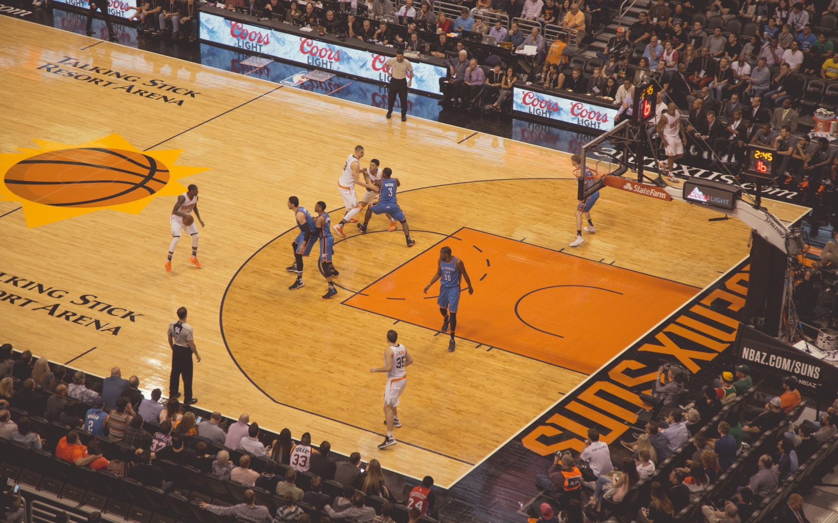 Basketball Phoenix-12