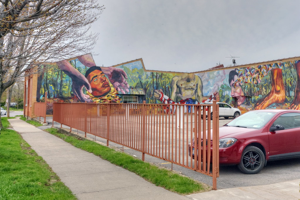 Wall Art/ Murals/ Paintings: Rochester - NY - US 02 | Flickr