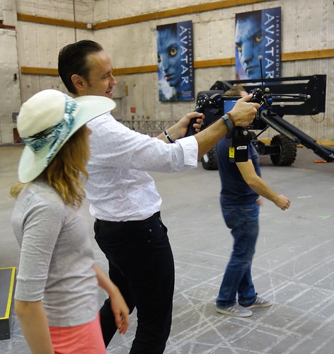 Virtual Filming Avatar 2 At James Cameron's Production Stu