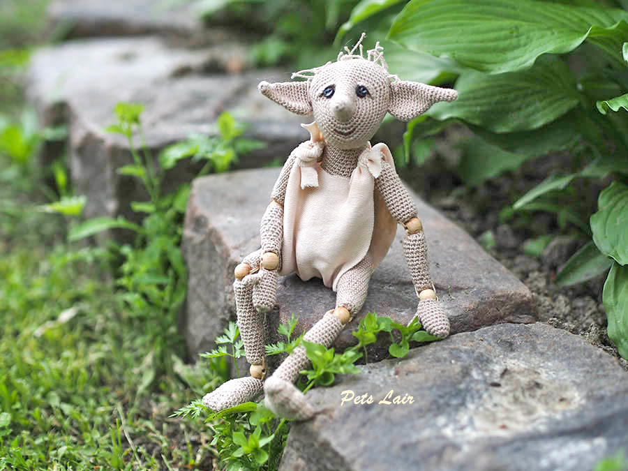 Dobby Doll Crochet Pattern Is Available In English German Flickr