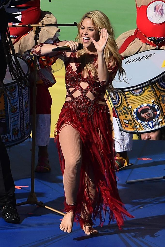 Shakira on Pinterest