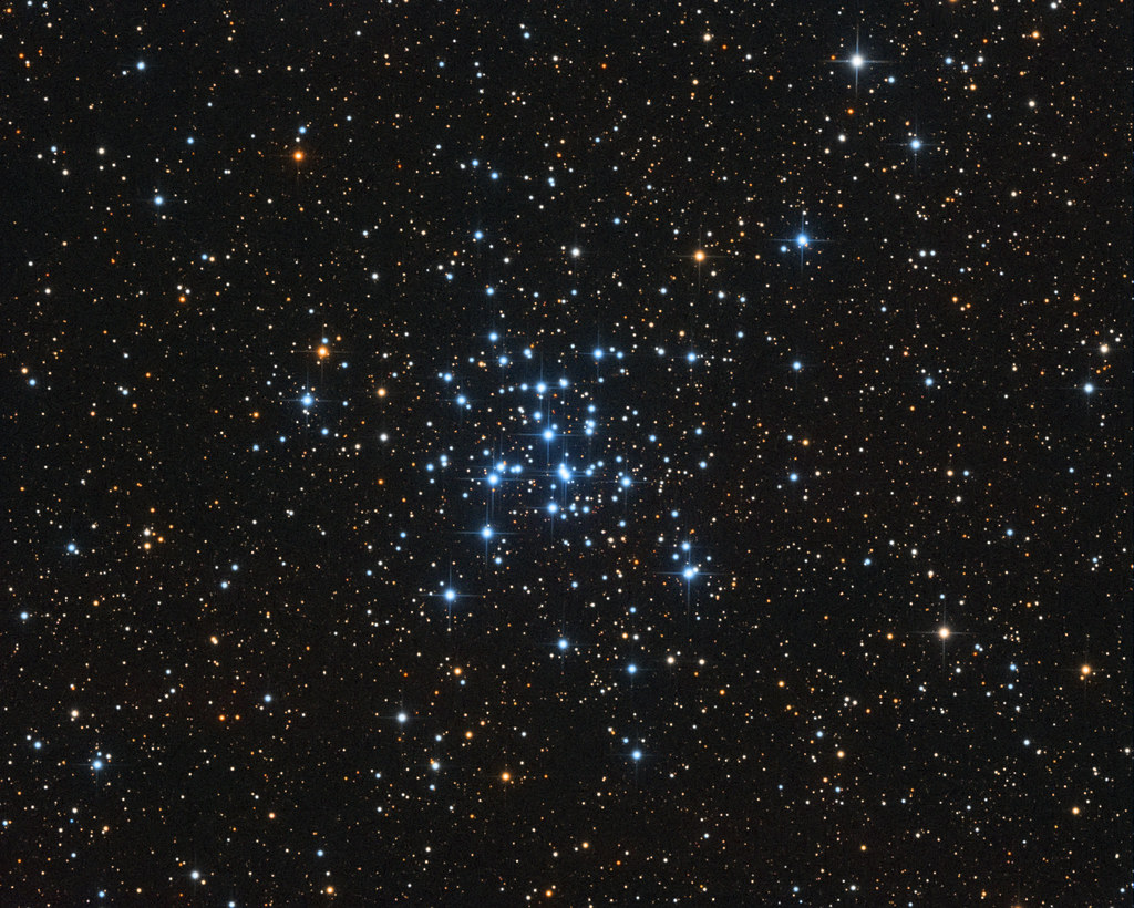 Star Cluster M36 in Auriga | O...
