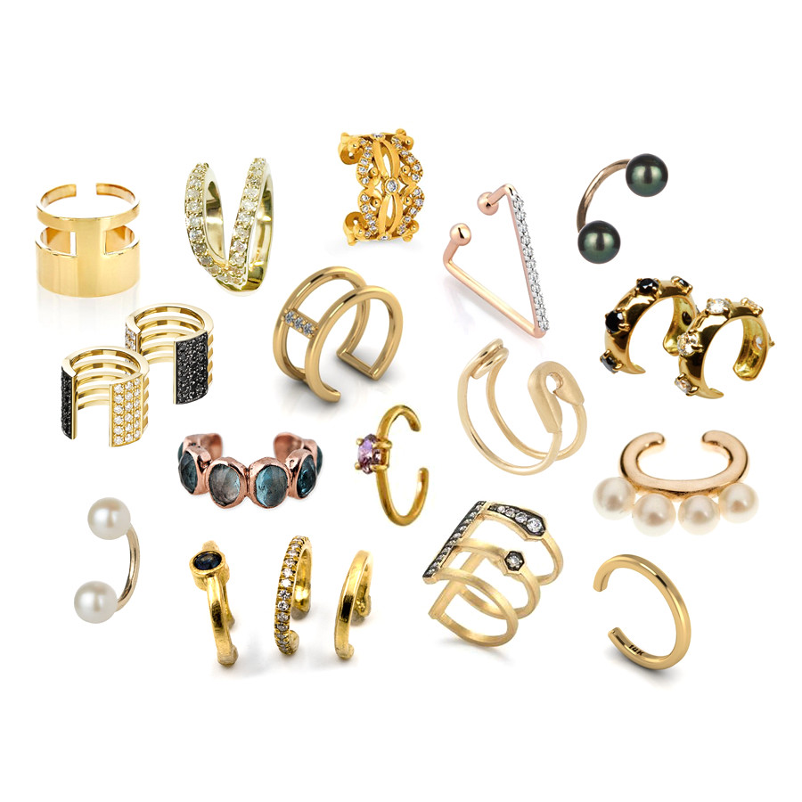 Ear Cuffs | Gem Gossip