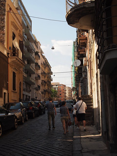 On the street near  Hackspace Catania | by dewelch