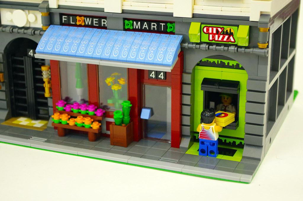 Flower Market & City Pizza franchise - Loft Apartments & S…   Flickr