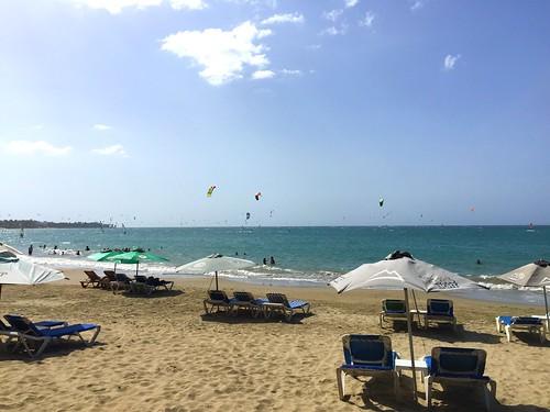 Kite Surfers, Cabarete