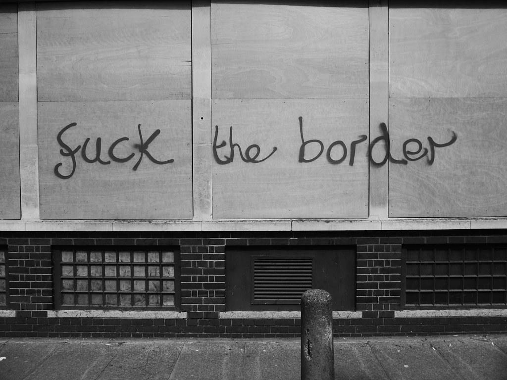 """Résultat de recherche d'images pour """"fuck border"""""""