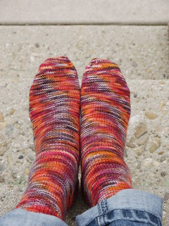 Gnome Acre socks | by Oocha