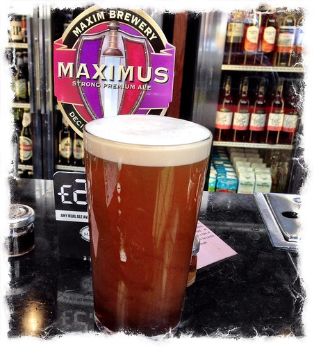 Maximus Beer | by ZoqyPhoto