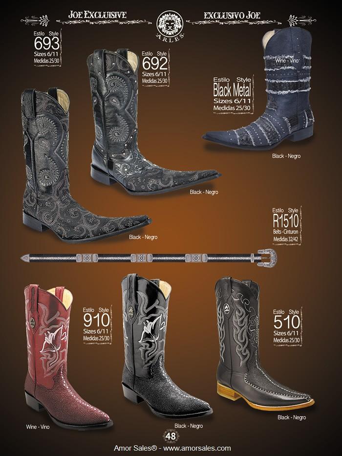 Botas Vaqueras Y Botas Exoticas Joe Boots Amor Sales Flickr