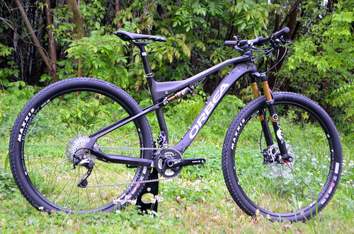 2015 Orbea Oiz M20 Mountain Bike 29er